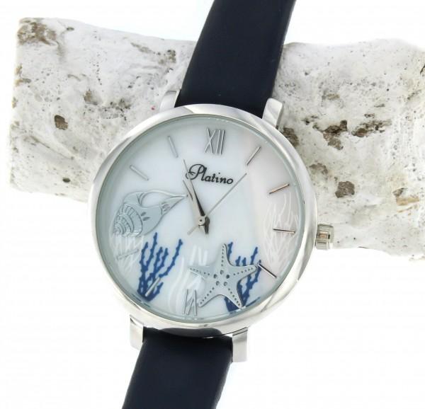 Platino-Uhr